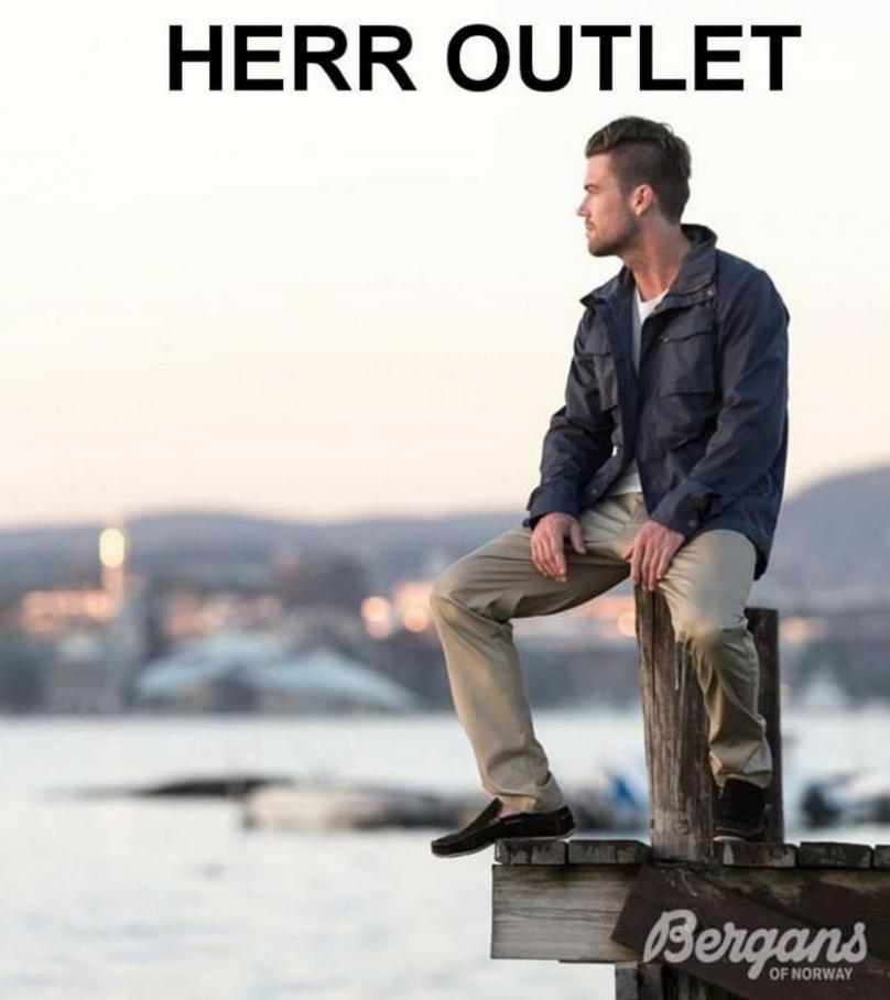 Herr Outlet. Bergans (2021-08-31-2021-08-31)