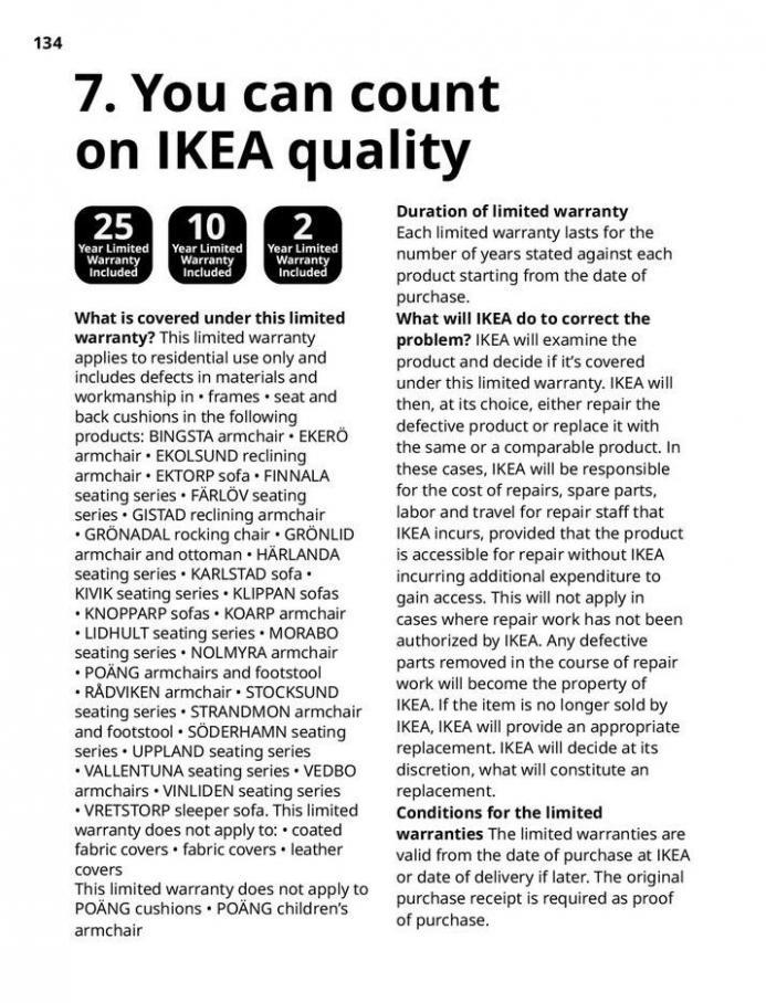 IKEA Sofa 2021. Page 134