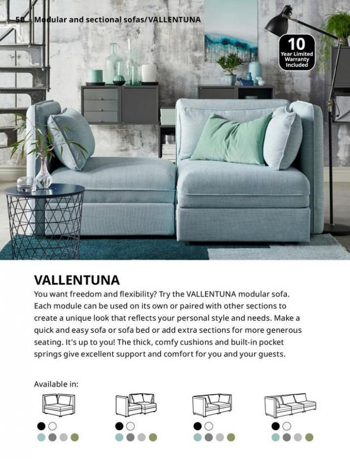 IKEA Sofa 2021. Page 50
