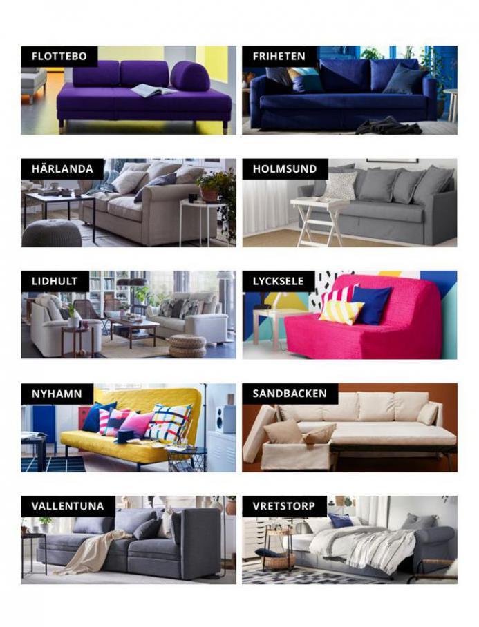 IKEA Sofa 2021. Page 53
