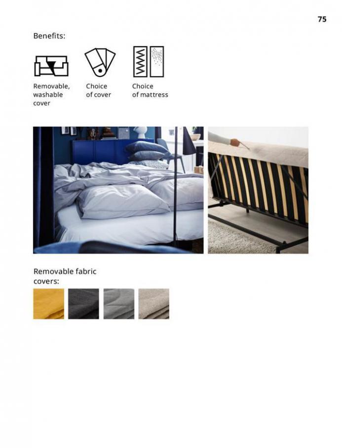 IKEA Sofa 2021. Page 75