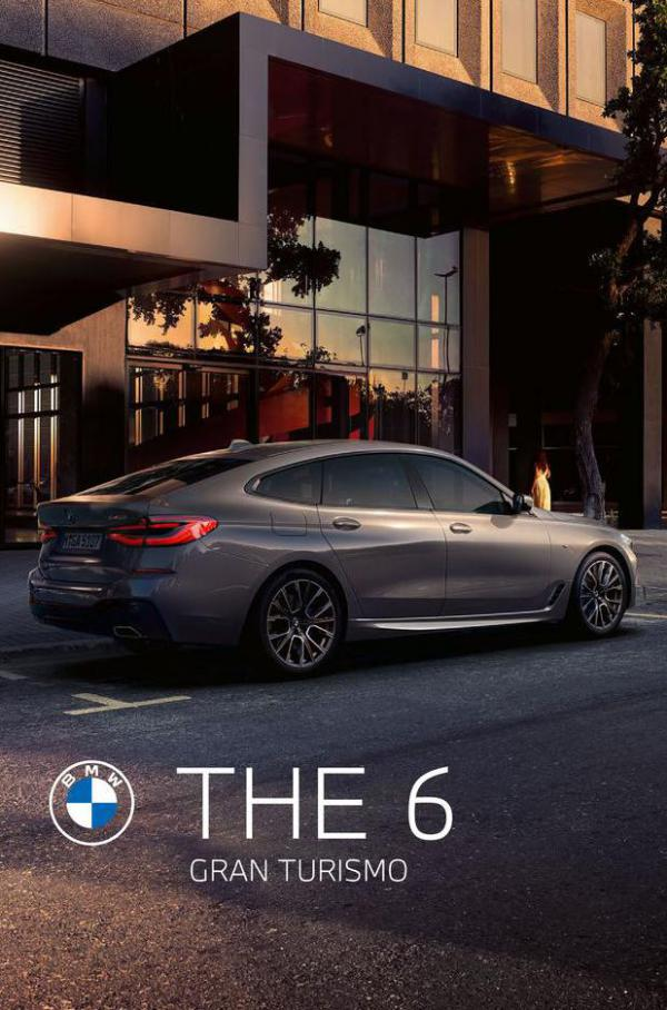 BMW 6-serie Gran Turismo. BMW (2022-01-01-2022-01-01)