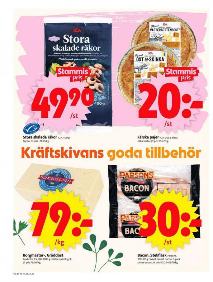 ICA Supermarket Erbjudanden. Page 8