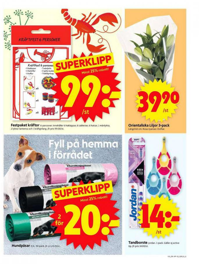 ICA Supermarket Erbjudanden. Page 11