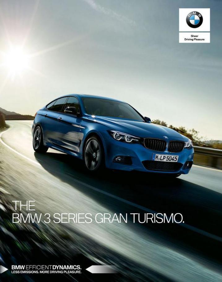 BMW 3-serie Gran Turismo. BMW (2022-01-01-2022-01-01)