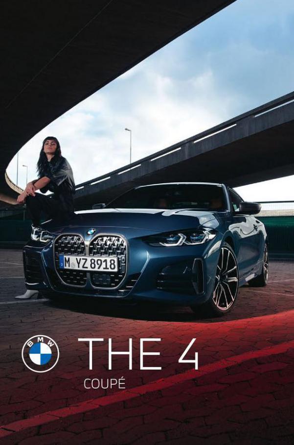 BMW 4-serie Coupé. BMW (2022-01-01-2022-01-01)