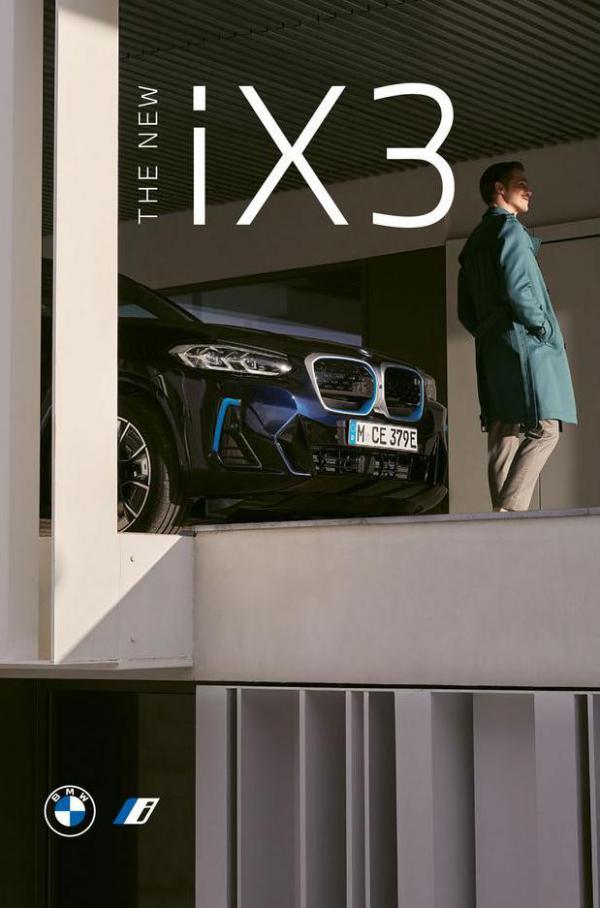 BMW iX3. BMW (2021-08-23-2021-08-23)