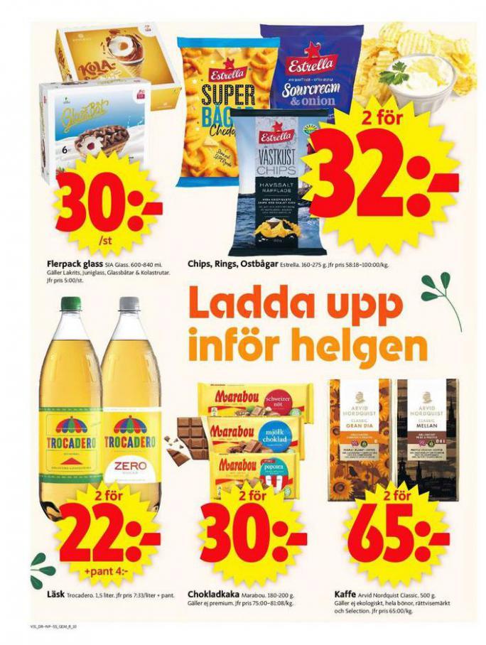 ICA Supermarket Erbjudanden. Page 10