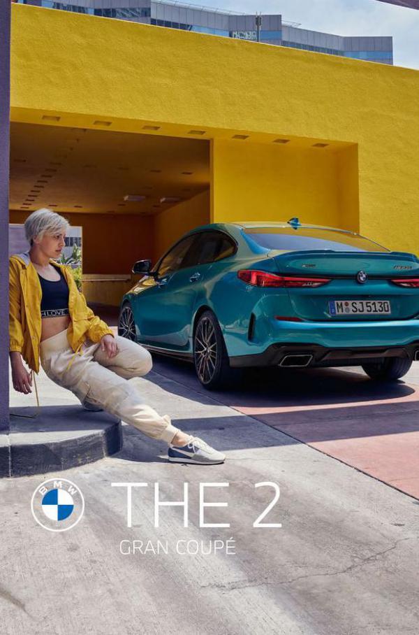 BMW 2-serie Gran Coupé. BMW (2021-08-23-2021-08-23)
