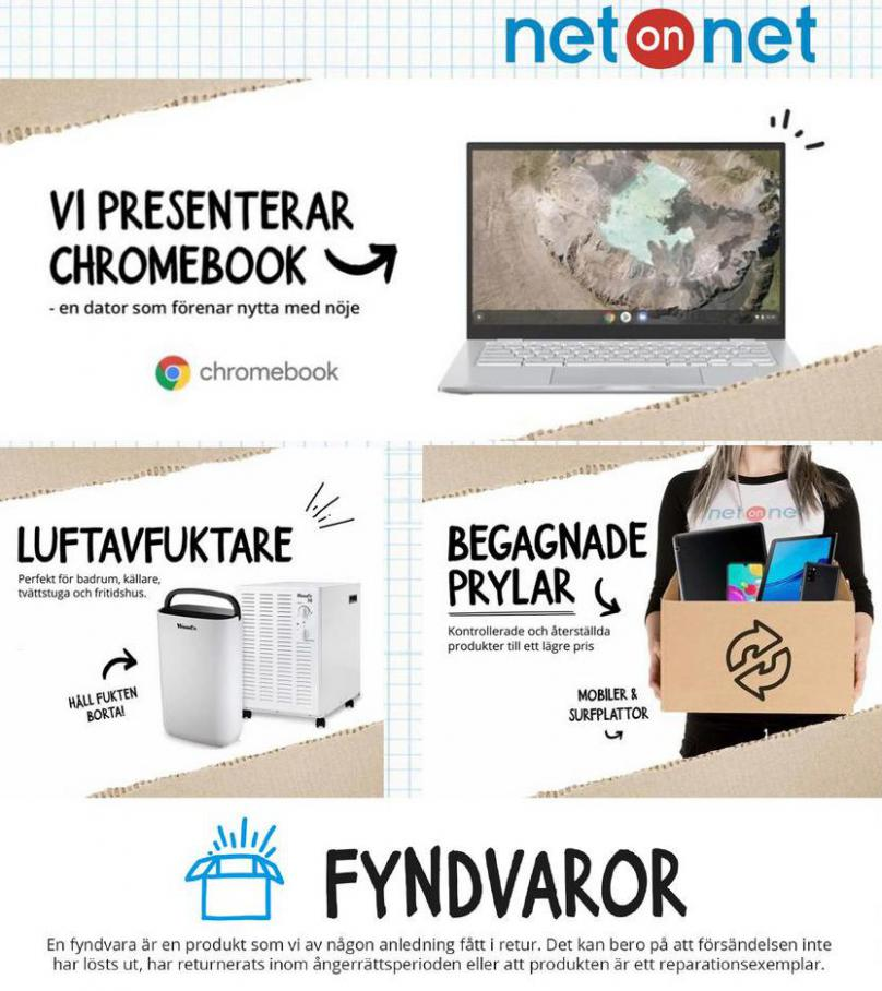 Fyndvaror. Net On Net (2021-08-31-2021-08-31)
