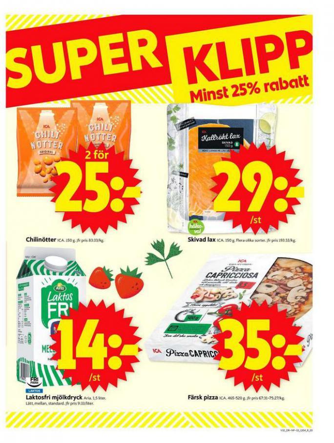 ICA Supermarket Erbjudanden. Page 3