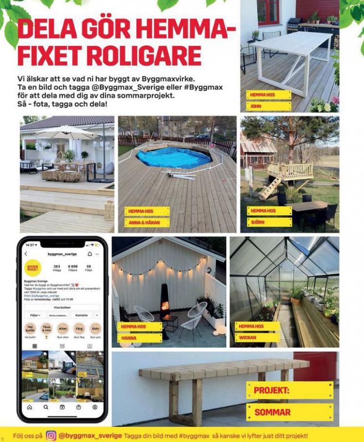 Byggmax Erbjudande Juli - Augusti 2021. Page 2