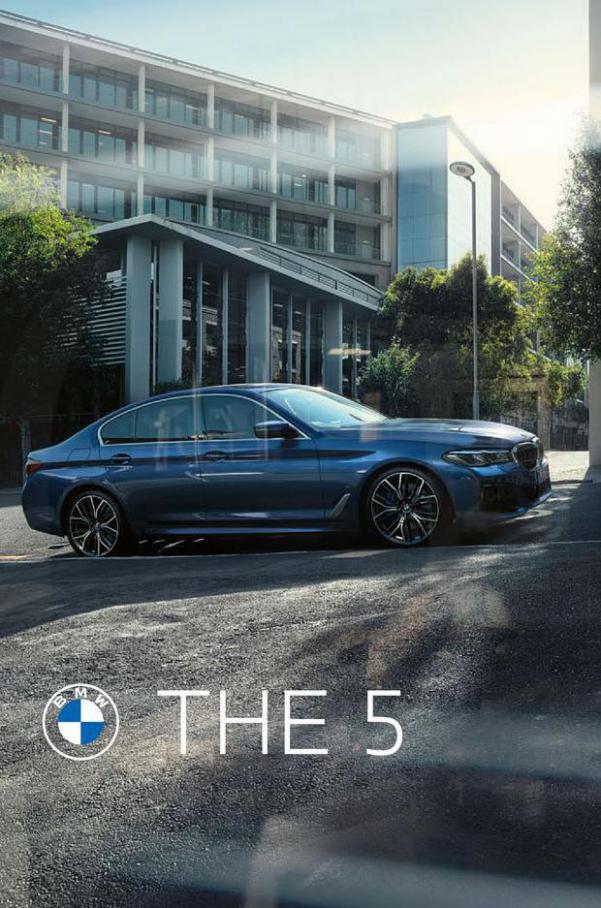 BMW 5-serie Sedan. BMW (2022-01-01-2022-01-01)