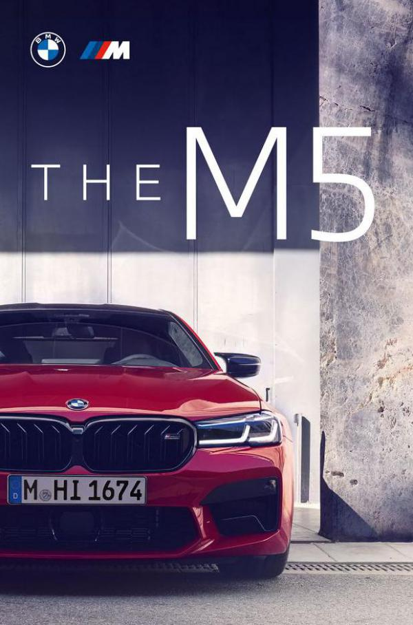 BMW M5. BMW (2021-08-23-2021-08-23)