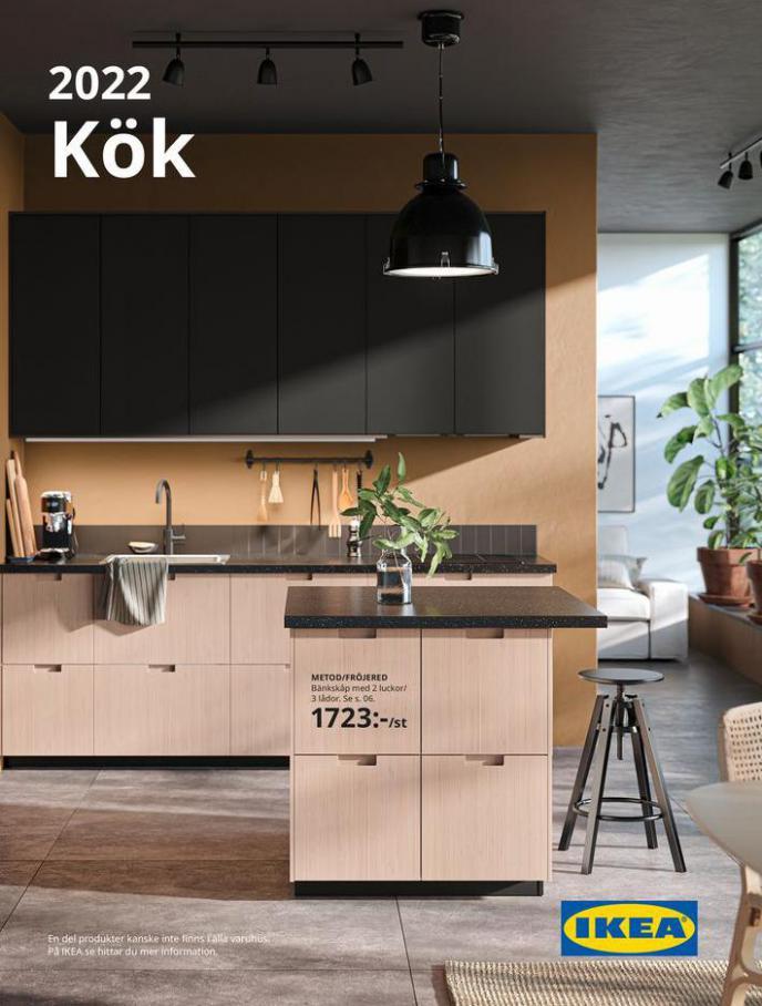 Kök 2022. IKEA (2022-08-31-2022-08-31)