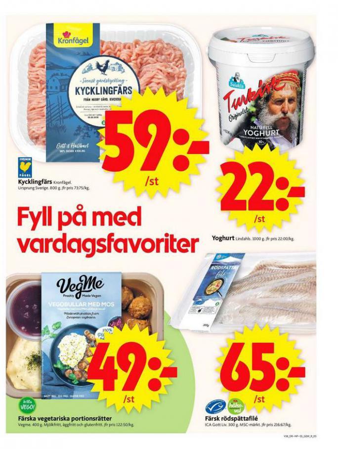 ICA Supermarket Erbjudanden. Page 5