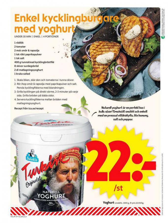 ICA Supermarket Erbjudanden. Page 16