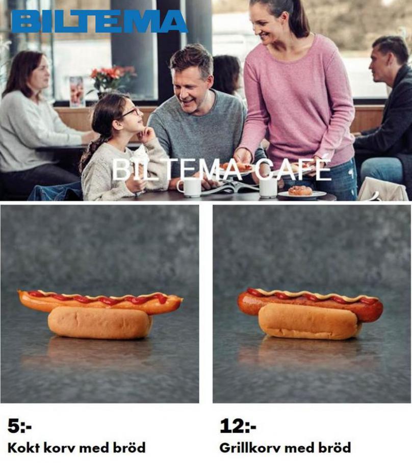 Biltema Café. Biltema (2021-10-03-2021-10-03)