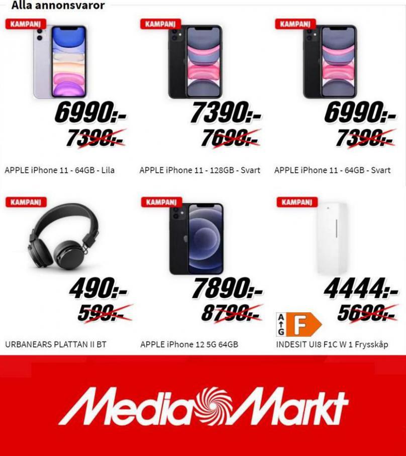 Media Markt Erbjudande Kampanjer. Page 4