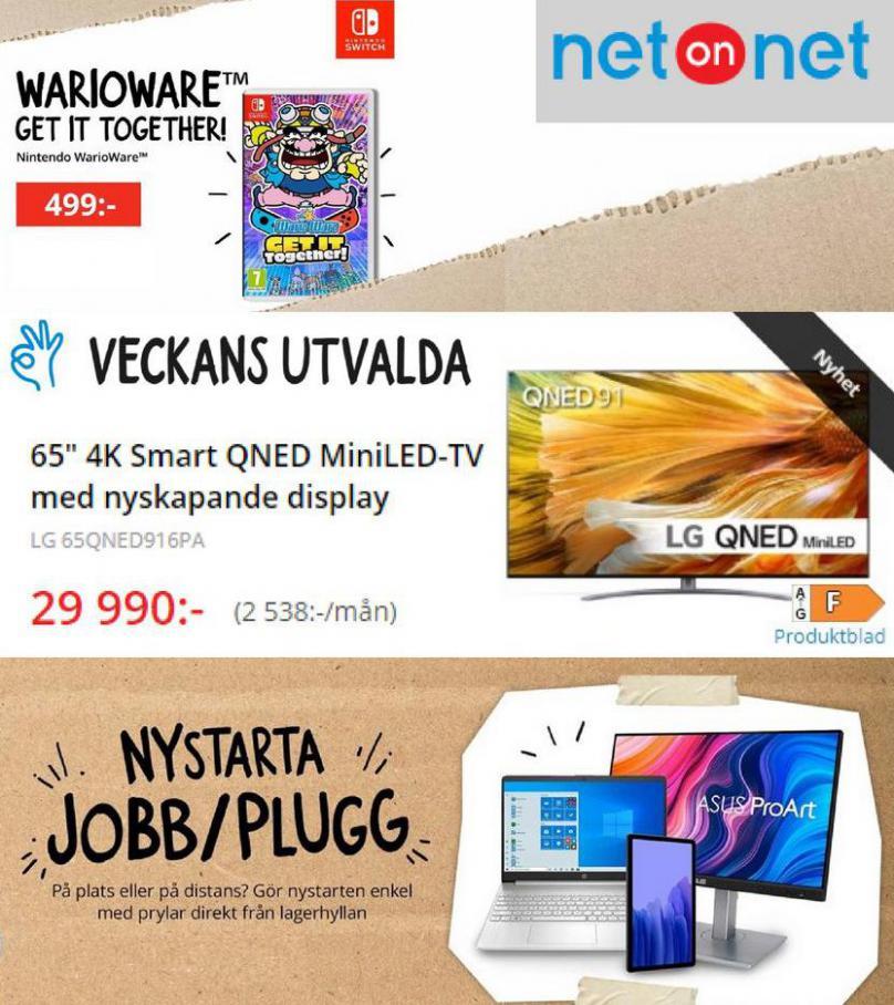 utvalda. Net On Net (2021-09-16-2021-09-16)