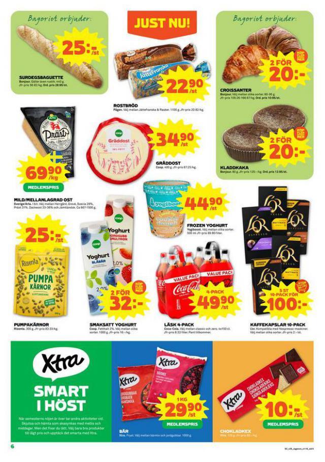 Coop Forum reklamblad. Page 6