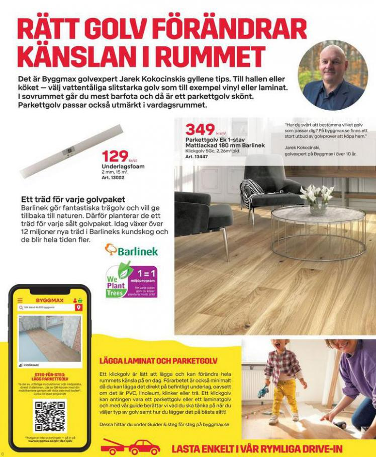 Byggmax Erbjudande September 2021. Page 4