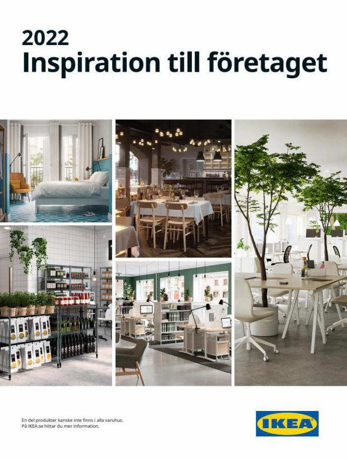Inspiration till företaget 2022. IKEA (2022-08-31-2022-08-31)