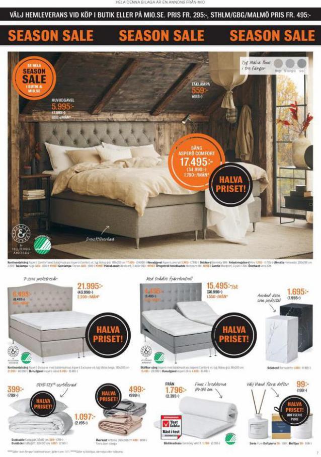 Mio Erbjudande Season Sale!. Page 7