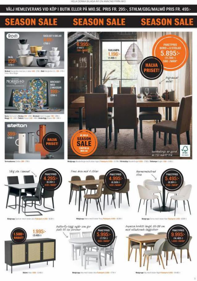 Mio Erbjudande Season Sale!. Page 5